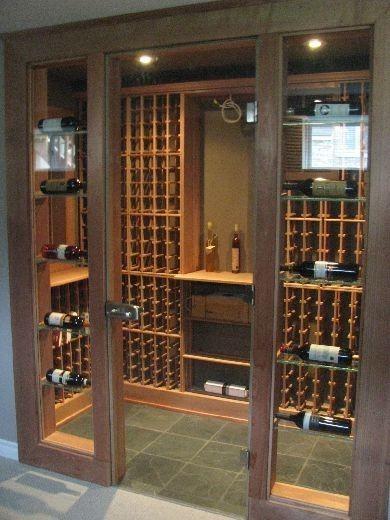 Astuces Pour Amnager Sa Cave Vin