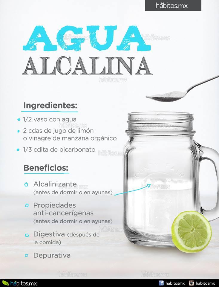 AGUA ALCALINA Y SIN CLORO: EL REMEDIO PARA MUCHAS ENFERMEDADES CRONICAS