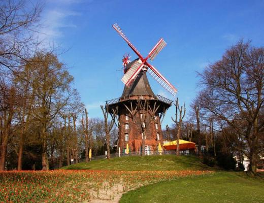 Větrný mlýn, Brémy