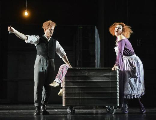 Sweeney Todd, Lucerne