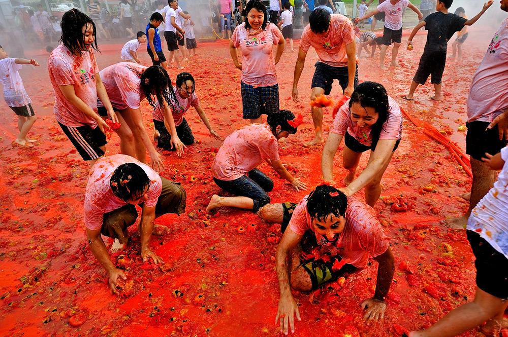 Hwacheon Tomato Festival 01