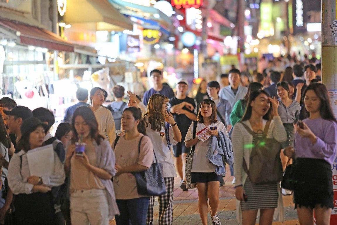 Hongdae Report - KPOP World Festival