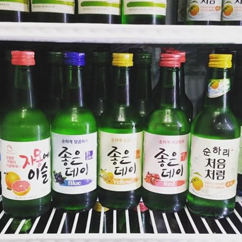 soju title-vert