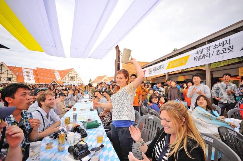 Namhae German Village Beer Festival 2017 - Korea Oktoberfest