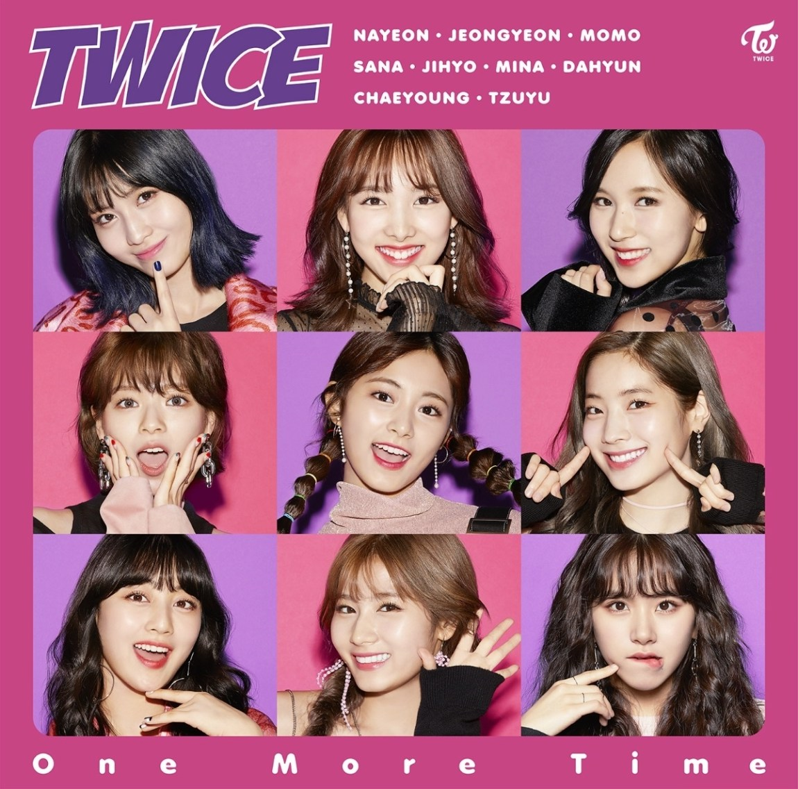 Twice one more time single