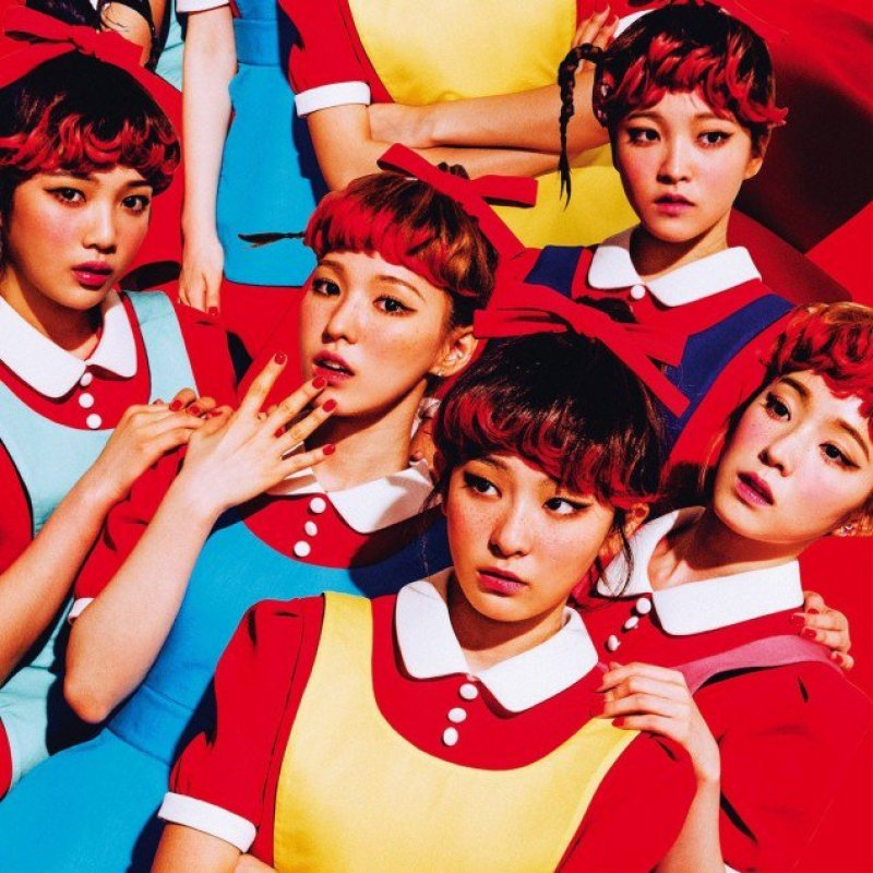 The Instagrammar 'Spaghetti velvet' made spaghetti noodles into Red Velvet members