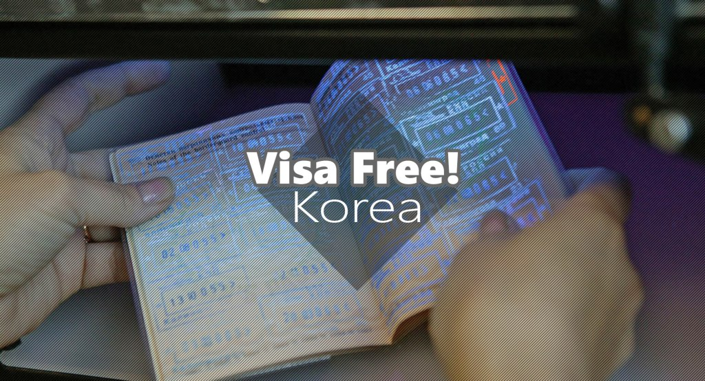 Korean government allow Visa-free for Philippines,Indonesia and Vietnam tourists