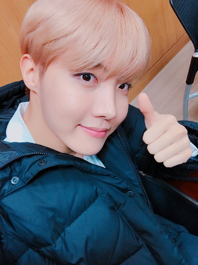 BTS J Hope Will Release Mix Tape For The First Time After Debut
