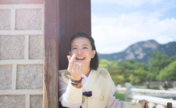 Gyeongbokgung Hanbok Photoshoot