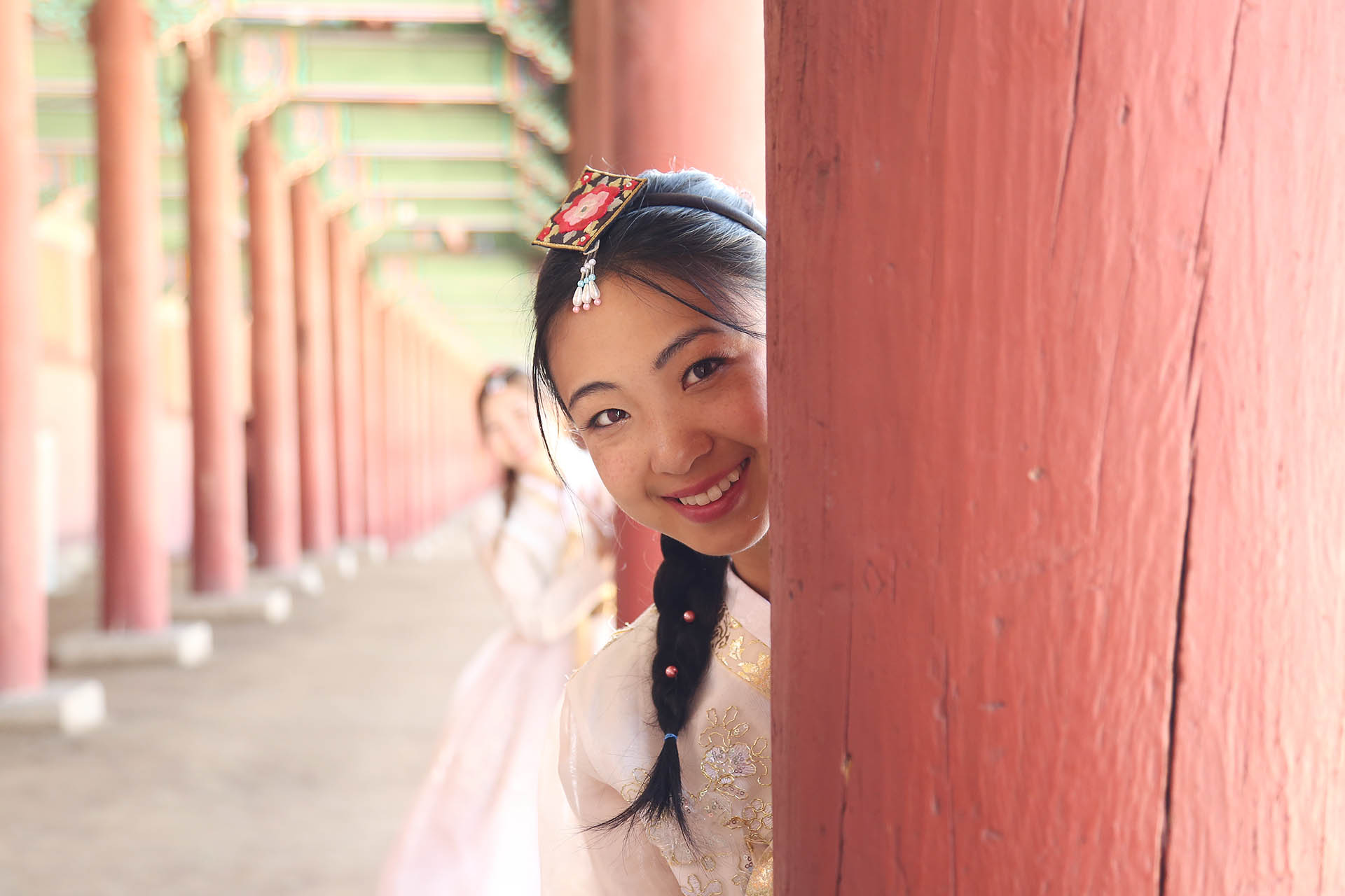Seoul+Hanbok+Photography
