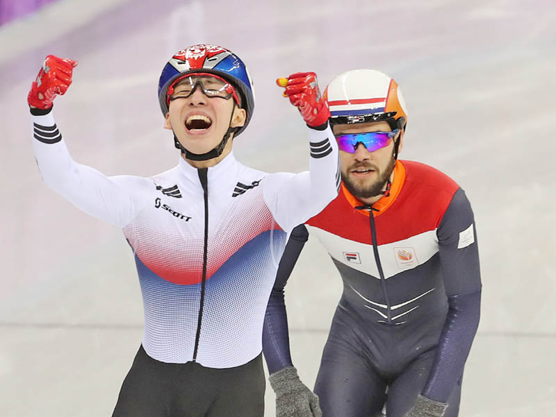 Why Koreans are so good at short track speed skating?