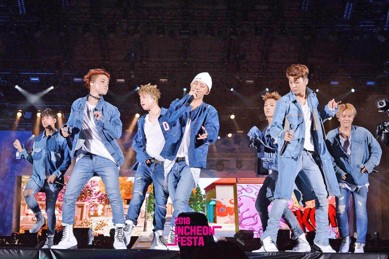 2018 Incheon Festa KPOP concert