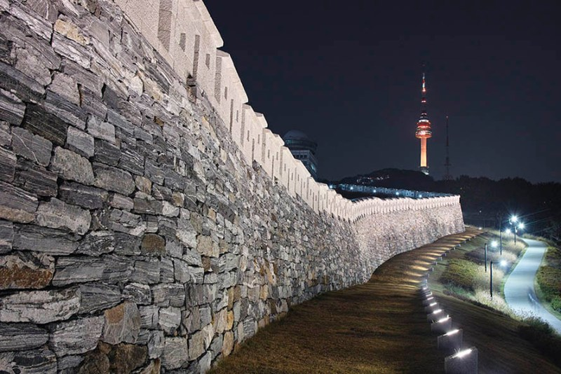 Hanyangdoseong, the Seoul City Wall – place to visit in Seoul