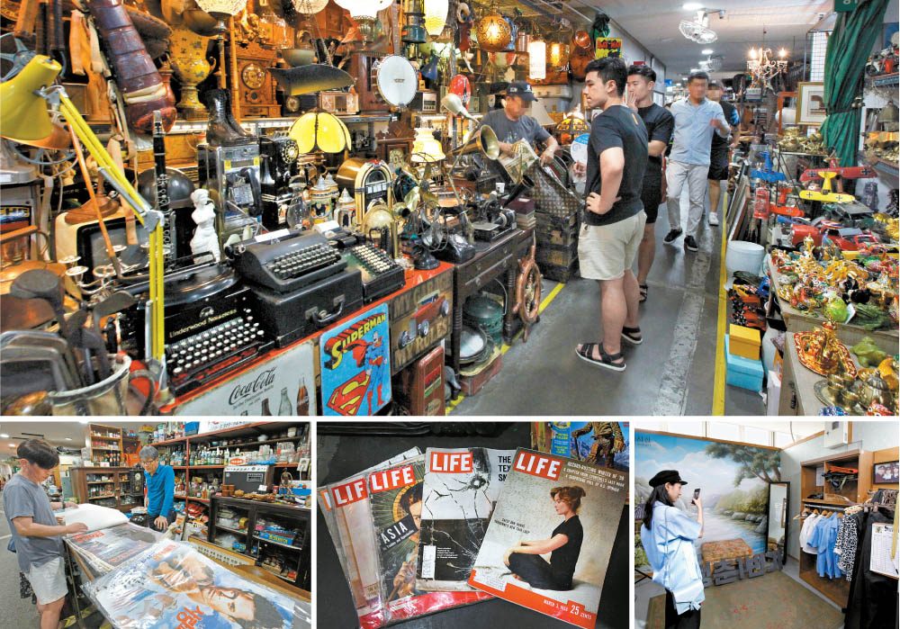 Seoul's flea markets have something for everyone