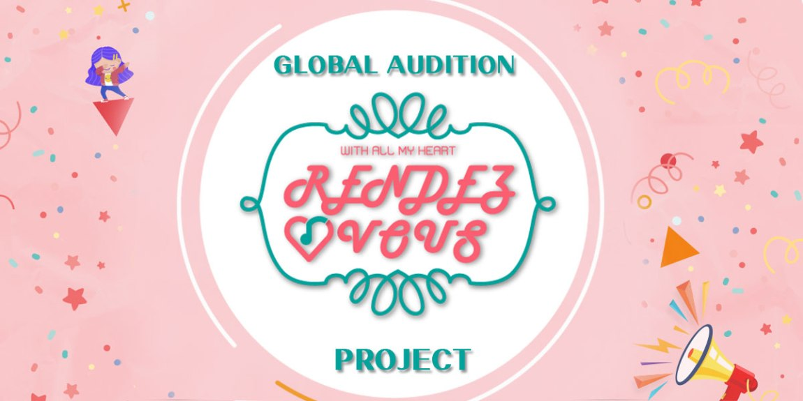 Find the New Member of K-Pop Girl Group - Rendezvous Project Global Audition