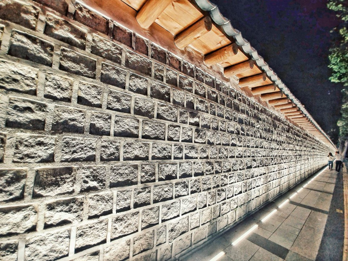 Seoul, Opening of Completed Deoksugung Stone Wall Path
