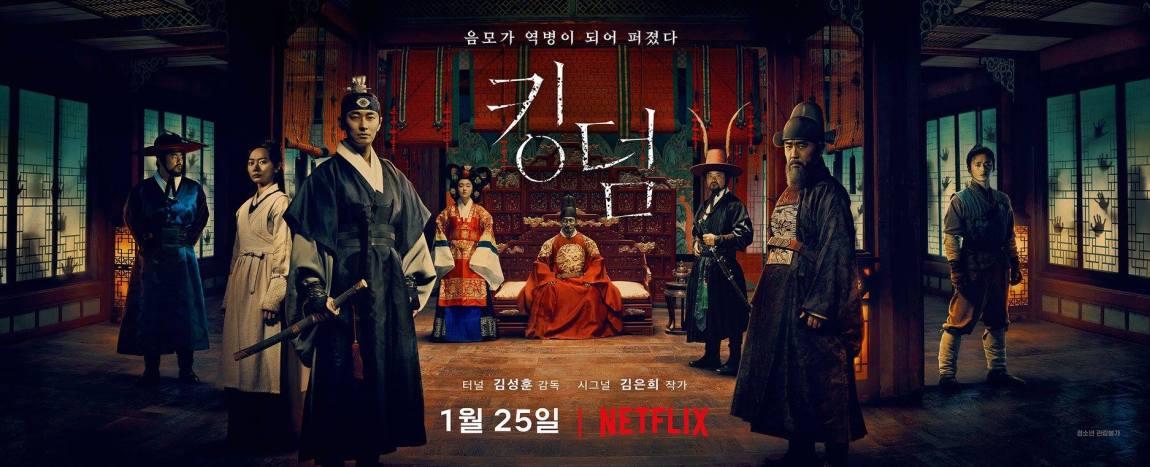 "Netflix zombie thriller K-Drama ""Kingdom"" looks to be a global hit"