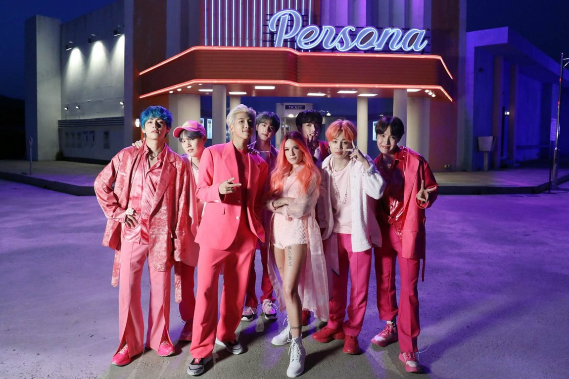 BTS is confirmed to return to the 'BBMAs' stage with the featuring artist Halsey
