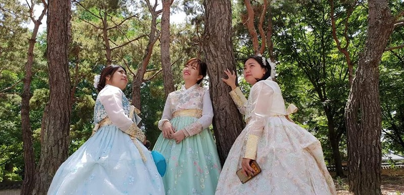 Our K-Drama-like Photos While Wearing Hanbok are Awesome!