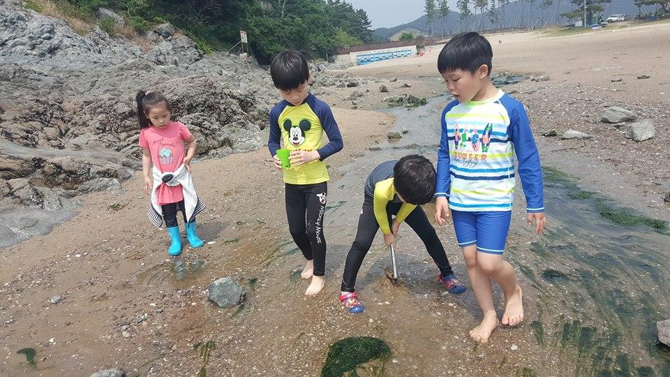 What To Do in Korea: During Hot Summer in Byeonsanbando National Park, Jeollabuk-do