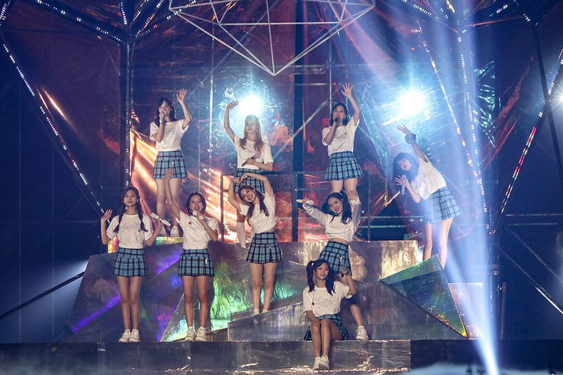 TWICE will close its almost one-year-long concert journey in Seoul next year