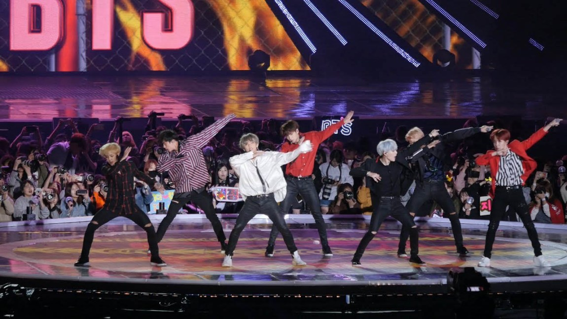 BTS Shatters Cultural, Language Barriers with Music