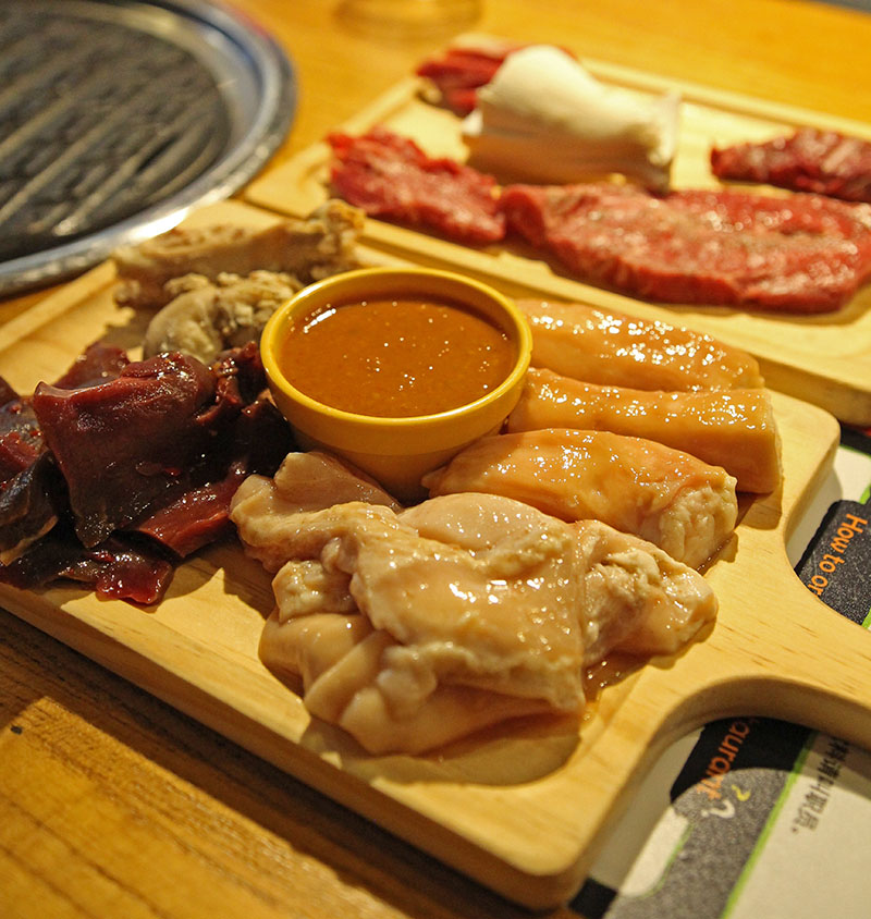 Must-eat in Myeongdong, Seoul. Enjoy All-You-Can-Eat Korean BBQ in Myeongdong! Mongvely