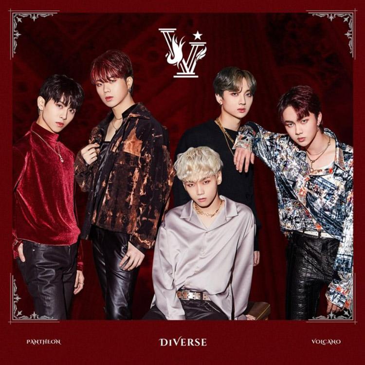 D1Verse vietnamese boy band