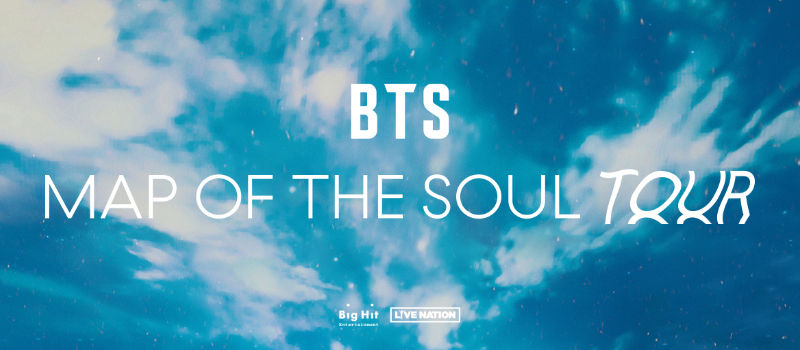 BTS Postpones Ticket Sales for 'BTS MAP OF THE SOUL TOUR' in Europe
