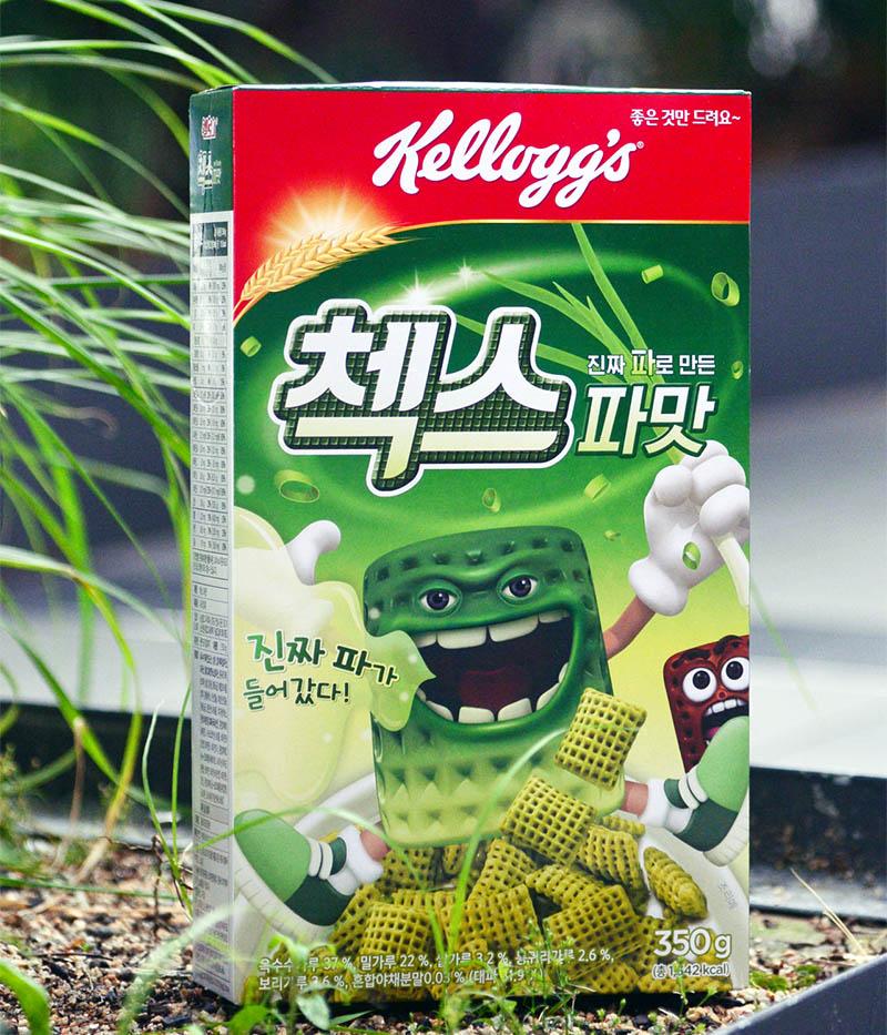chex green onion hab korea