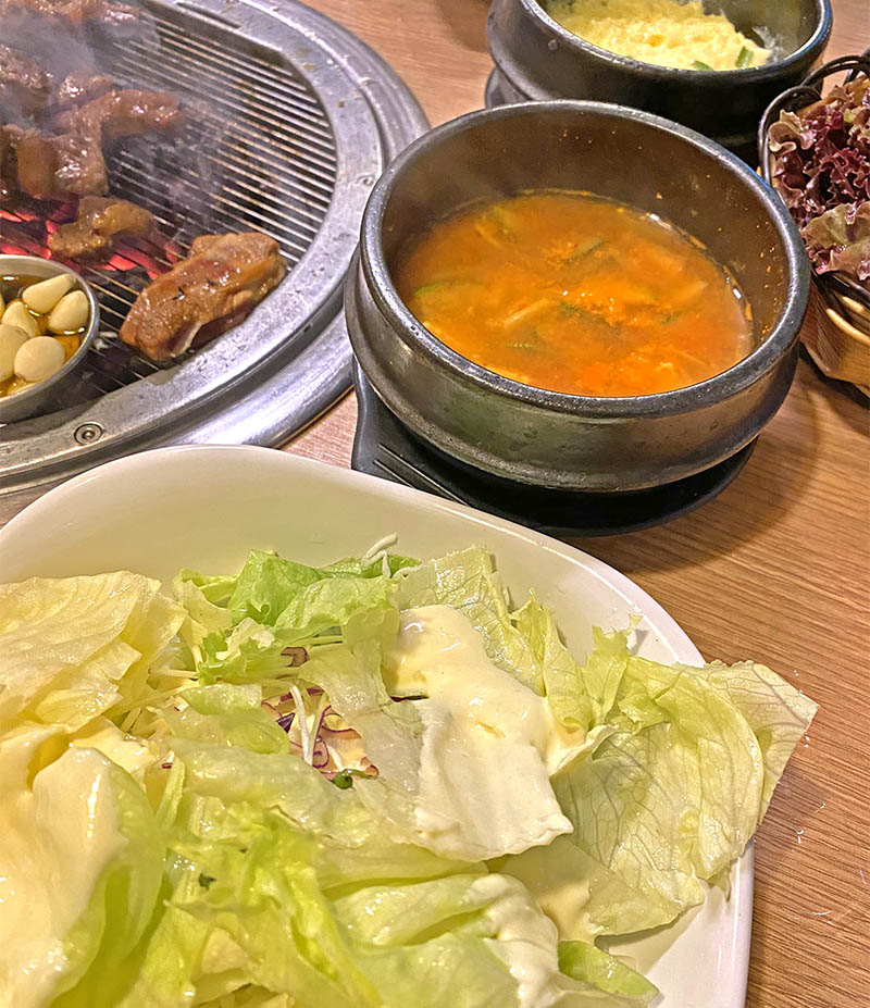 korean cuisine hab korea