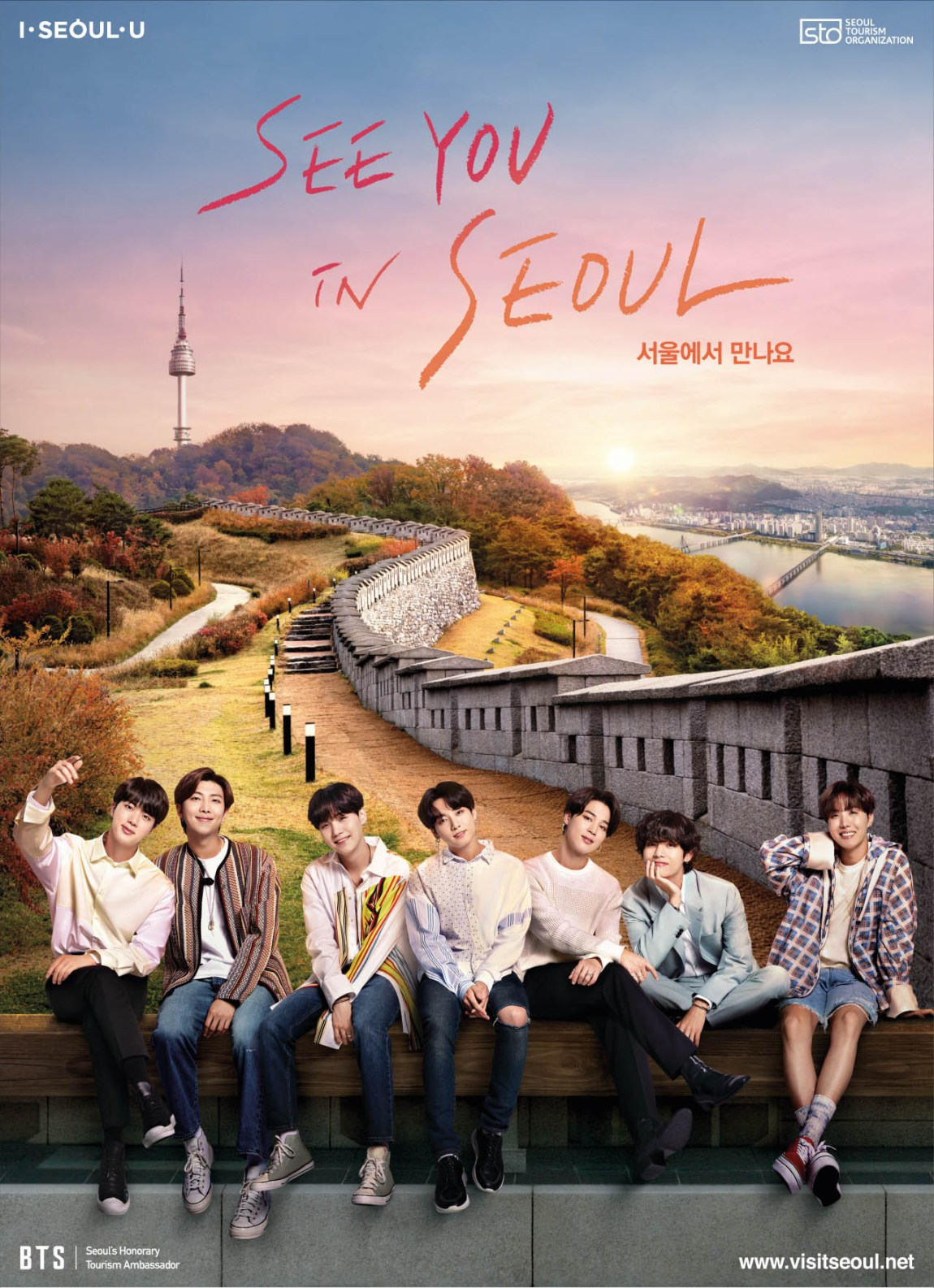 See you in Seoul: BTS promotes Seoul tourism