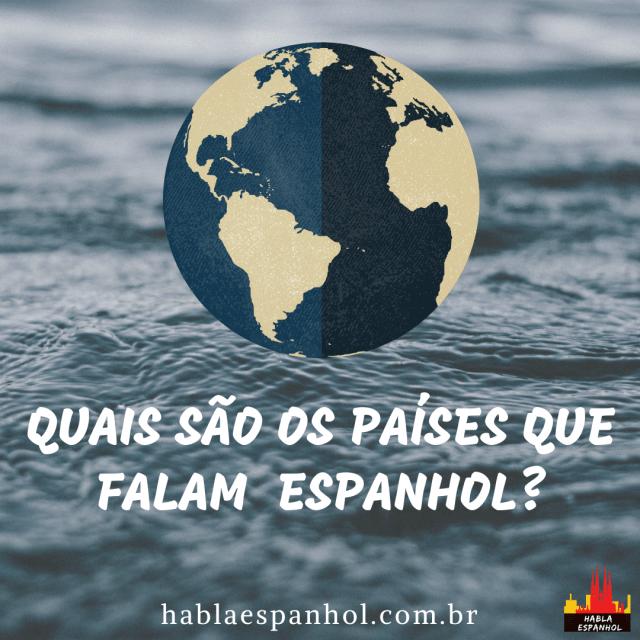 países que falam espanhol