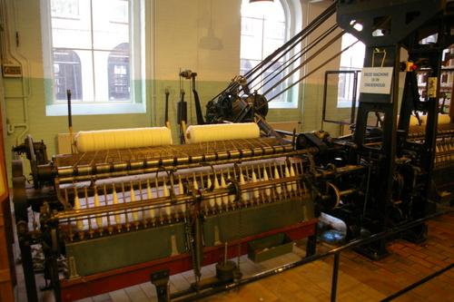 Maquinaria del siglo XX