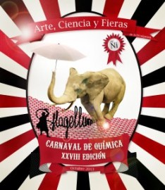 carnaval-quimica-xxviii-28-edicion-niquel-edition-flagellum-3dciencia-2013-octubre-260x300