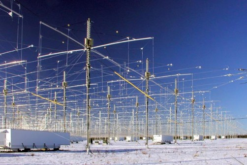 Array de antenas HAARP