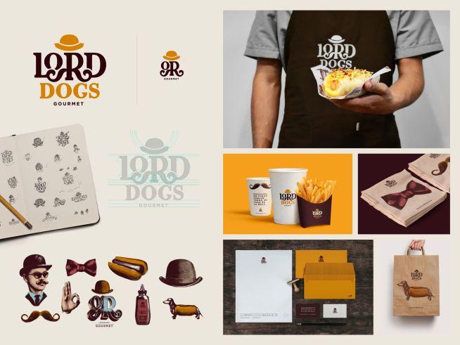 Clap 207 Premios De Diseno Grafico Lord Dogs