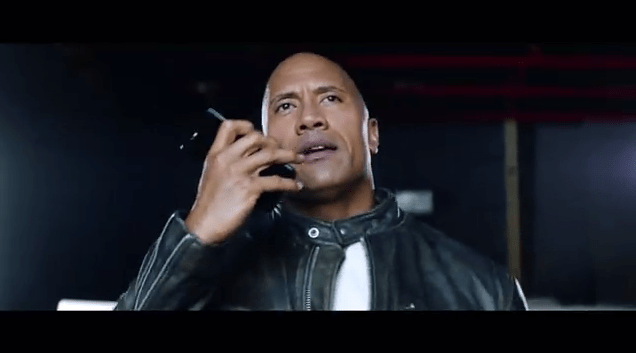 IPhone7 The Rock X Siri Dominate The Day