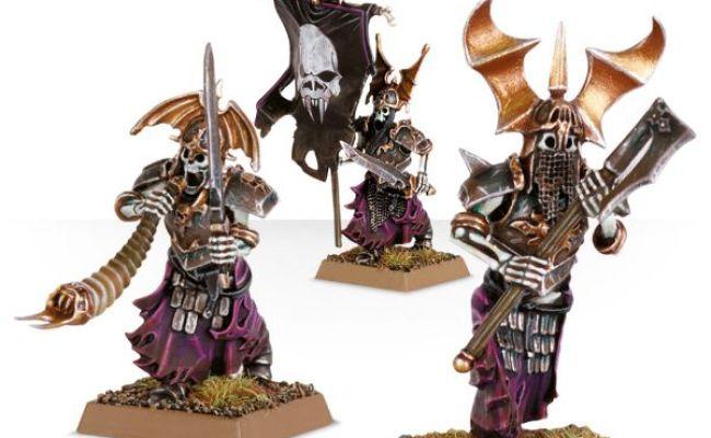 Vampire Counts Grave Guard Model Trains Rc Kits Habo