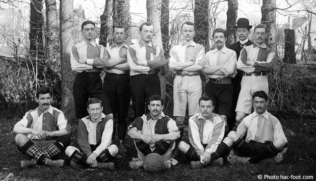 Histoire: la création du HAC, le plus ancien des clubs français