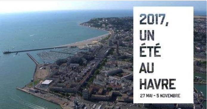 Les 500 ans de la ville du Havre