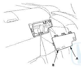 Honda Accord: Damper/Spring Removal and Installation