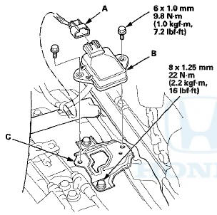 Acura Tl Transmission Diagram, Acura, Free Engine Image