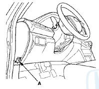Honda Accord: Driver's Seat Position Sensor Operation