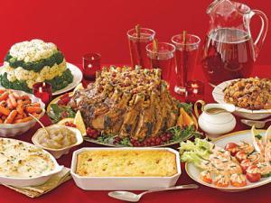 За безопасно боравене с храните тази Коледа