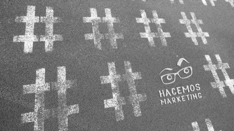 Tienes Twitter y no usas hashtag?
