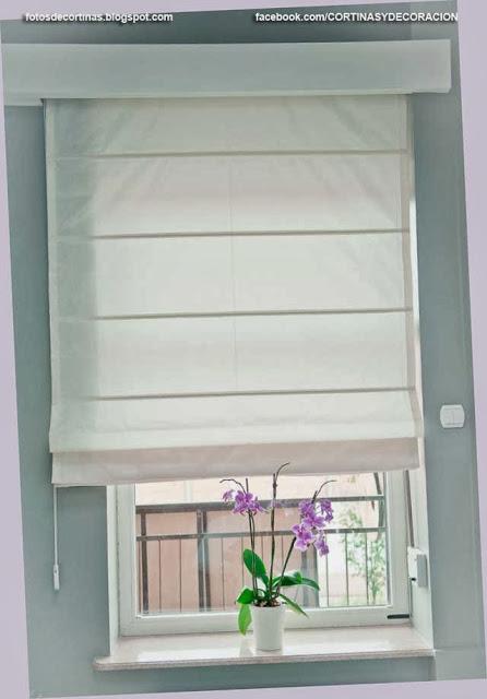 Cmo hacer cortinas enrollables caseras para cualquier