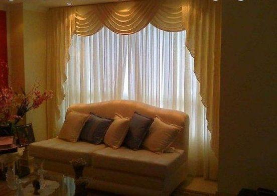 Como hacer cenefas de cortinas en ondas fcilmente