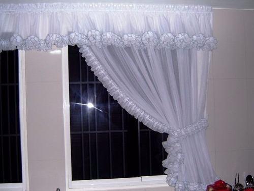 Como hacer cortinas con cenefa sin mucha complicacin