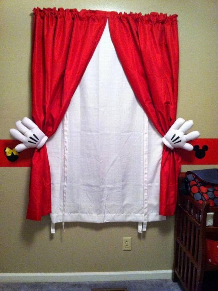 como hacer cortinas para nios de una menera muy fcil y